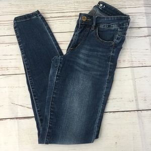 GARAGE Jeggings Jeans Size 0